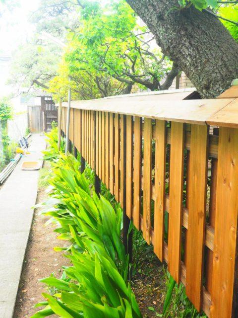 鎌倉M邸 大和塀